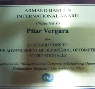 Premio Pilar Vergara