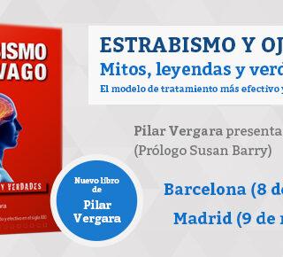 Libro Pilar Vergara: Estrabismo y Ojo Vago